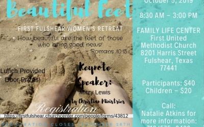 Women's Retreat Registration