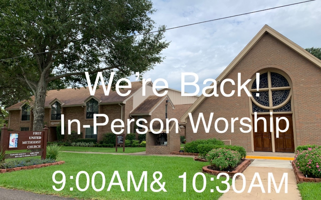 In-Person Worship